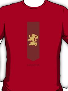 Game of Thrones - house Lannister sigil T-Shirt
