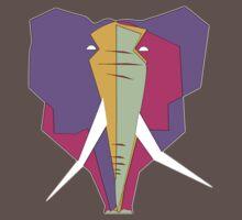 Elephant - Graphic T shirt Kids Clothes