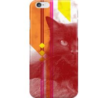 Cat Face I iPhone Case/Skin