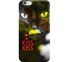 Cat Face II iPhone Case/Skin