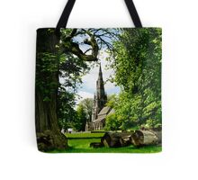 The Church of St Mary Tote Bag