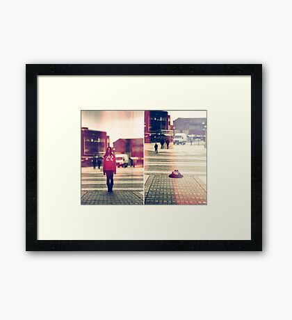 No More Woolworths Framed Print