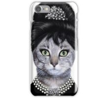 Cat Princess iPhone Case/Skin