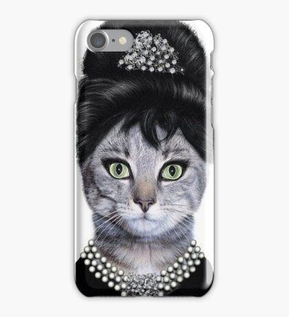 Cat Princess iPhone Case/Skin