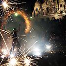 Montmartre Firework by onelasttrick
