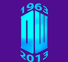 Dr Who 50th Anny (Purple) by Marjuned