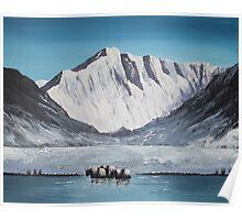Himalayan Pass Poster