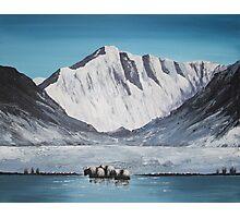 Himalayan Pass Photographic Print