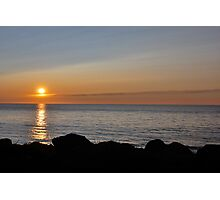 Cape Breton Sunset Photographic Print