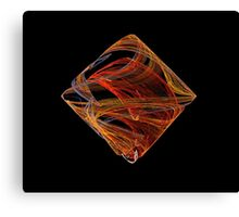 Cube Of Wind Canvas Print