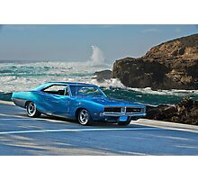 1969 Dodge Charger R/T Photographic Print