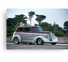 1936 Chevrolet Sedan III Canvas Print