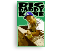 """HIP-HOP ICONS: BIG DADDY KANE"" Canvas Print"