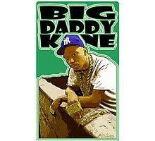 """HIP-HOP ICONS: BIG DADDY KANE"" Photographic Print"