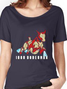 Iron Doberman Women's Relaxed Fit T-Shirt