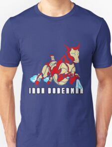 Iron Doberman Unisex T-Shirt