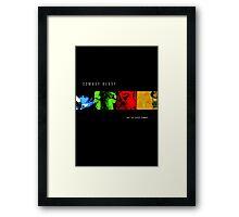cBebop Framed Print