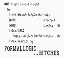 Formal Logic, Bitches  by taudalpoi