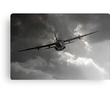 RAF C-130 Transport Metal Print
