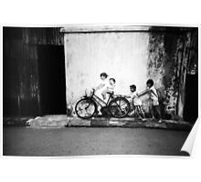 Two Pairs - Lomo Poster