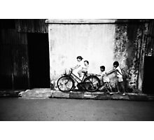 Two Pairs - Lomo Photographic Print