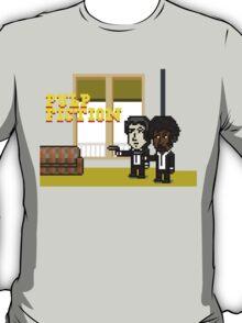 Pixel Pulp Fiction T-Shirt