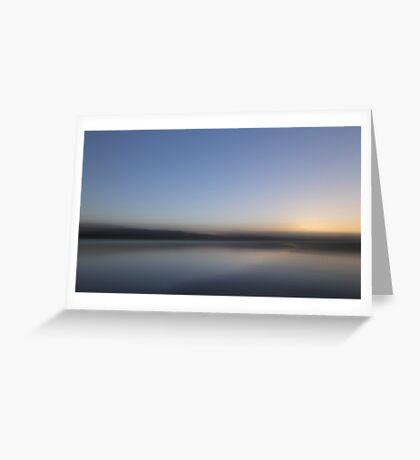seascape Greeting Card