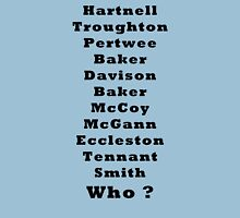 Who's The next Doctor Unisex T-Shirt