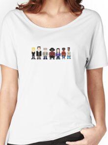 Pixel Community Women's Relaxed Fit T-Shirt