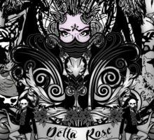 Delta Rose #1First Ever Merch Item Sticker