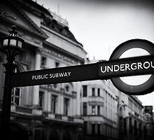 Underground by DmiSmiPhoto