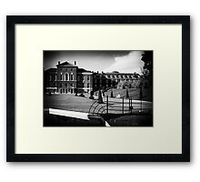 Greatness of the Kingdom Framed Print