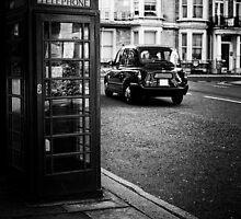 Cab and Booth by DmiSmiPhoto