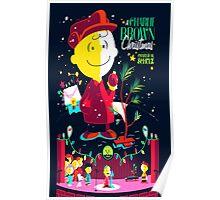 Charlie Christmas Poster
