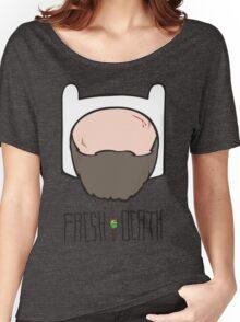Fresh to Death Seasoned Adventurer  Women's Relaxed Fit T-Shirt