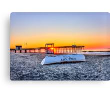 Ocean City Beach Patrol Canvas Print