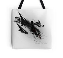 Sleepy Forest Tote Bag