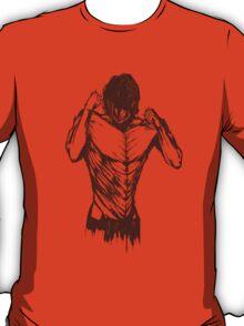 Eren Titan form tee T-Shirt