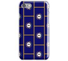 Smartphone Case - State Flag of Kentucky - Vertical III iPhone Case/Skin