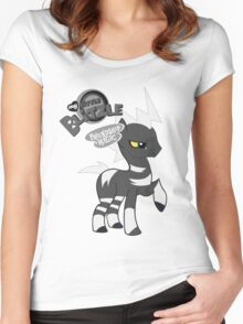 My Little Blitzle Women's Fitted Scoop T-Shirt