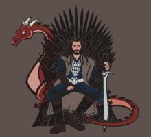 King of the Throne by Denisstiel