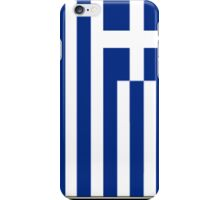 IPhone case Greek Flag Version 2.0 iPhone Case/Skin