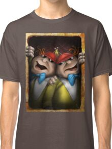 tweedle dum and dumber Classic T-Shirt