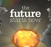 The Future Starts Now by Allara