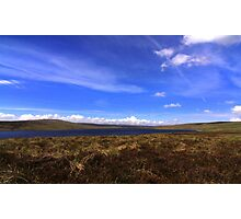 Cow Green, Upper Teesdale, North Pennines. Photographic Print