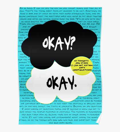 The fault in our stars. Poster