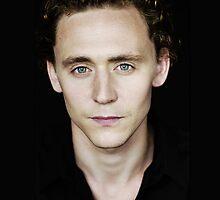 Tom Hiddleston by - Kay -