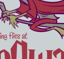 Evening at Frogwart's Sticker