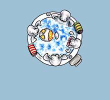 Manatees Hot Tub Fun Unisex T-Shirt