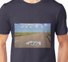 Route 66 road  Unisex T-Shirt
